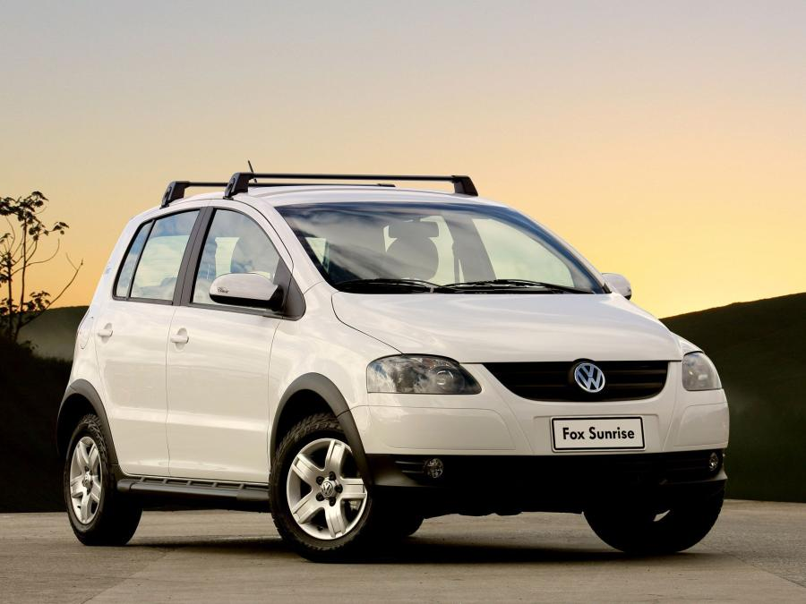 Volkswagen Fox Sunrise '2009